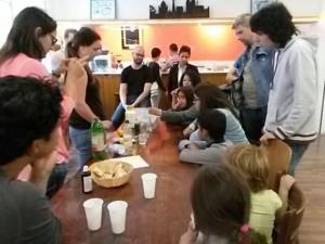 Experimenten mit Kindern3