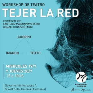 Tejer la red