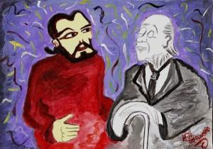 Borges y Cortazar