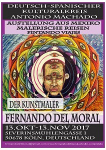 Kunstausstellung_Fernando del Moral